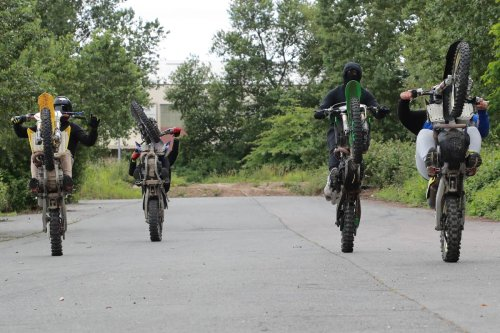Gironde : des contrôles policiers anti-rodéos urbains