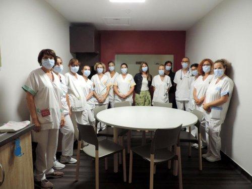 Charente-Maritime : une unité de soins palliatifs ouverte au château de Marlonges