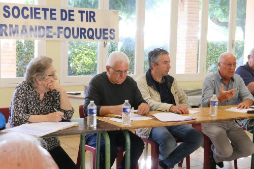 Fourques-sur-Garonne : les tireurs sportifs ont fait le bilan