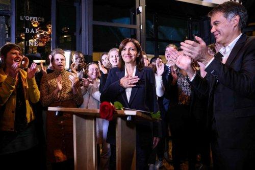 Présidentielle 2022 : Anne Hidalgo investie par le Parti socialiste