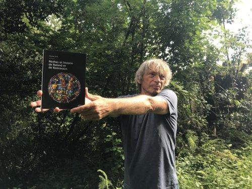 Itxassou : Alexandre Hurel mène l'enquête sur les pas de Roland