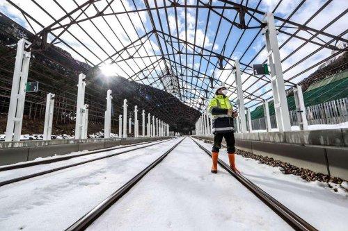 Canfranc : la nouvelle gare inaugurée, un pas de plus vers la liaison France-Espagne