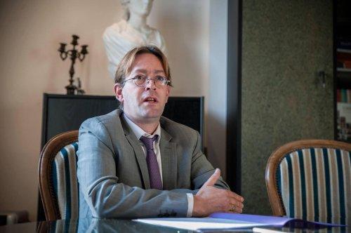 Saintes : le procureur Nicolas Septe sur le départ