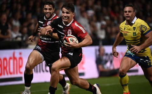 Nuit du rugby : Dupont élu meilleur joueur de l'année, Toulouse fait une razzia