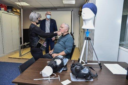 Le masque FFP2 de demain se prépare dans les laboratoires de l'école d'ingénieurs de Bidart