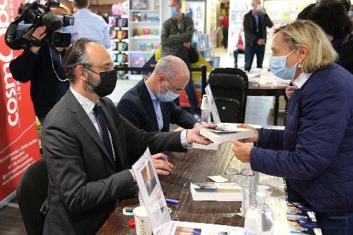 Angoulême : Édouard Philippe, un air de campagne