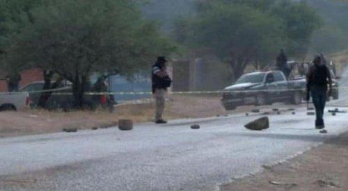 Au Mexique, un affrontement entre narcotrafiquants présumés fait 18 morts