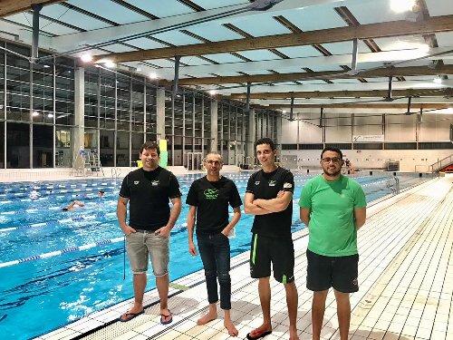 Villenave-d'Ornon : le club de natation prêt à replonger