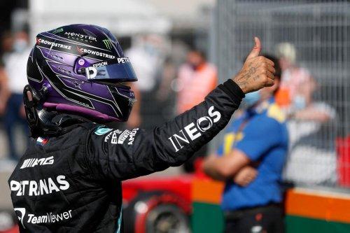 Formule 1 : Hamilton en pole position en Hongrie, Gasly partira 5e