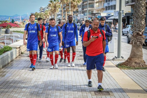 Vidéo. Vis ma vie de footballeur pro avec l'équipe de France de foot à 6