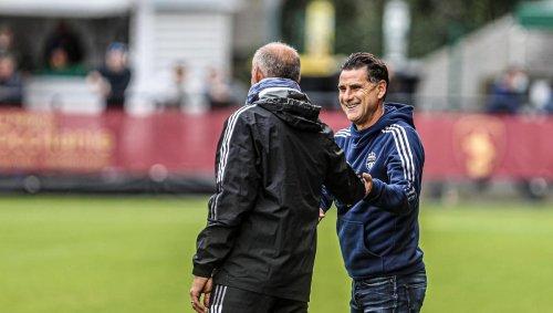 Ligue 2/ « Quand tu as été capable de te sortir de la m… » : Didier Tholot analyse le beau début de saison du Pau FC
