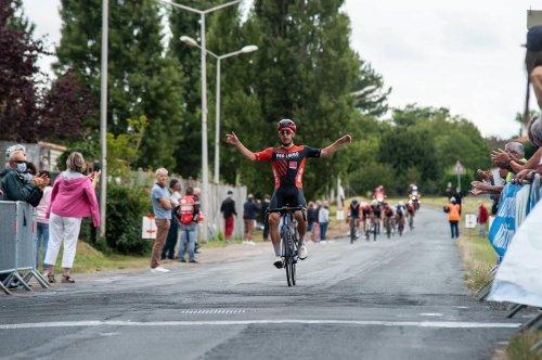 Cyclisme / Prix Marcel-Bergereau : Karl-Patrick Lauk varie les plaisirs