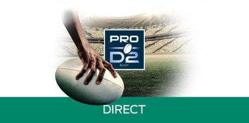Pro D2 : suivez Vannes - Agen en direct commenté