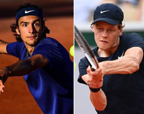 Roland-Garros : Sinner-Nadal et Musetti-Djokovic, les pépites italiennes s'attaquent aux tauliers