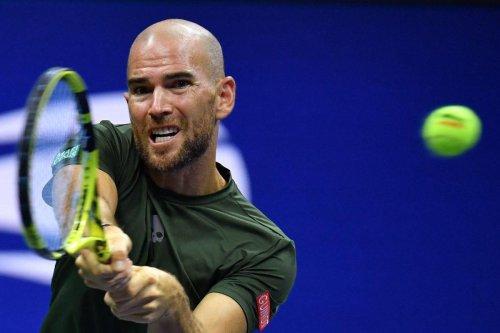 Tennis : Mannarino fait tomber Rublev, 6e mondial, chez lui à Moscou et file en quarts