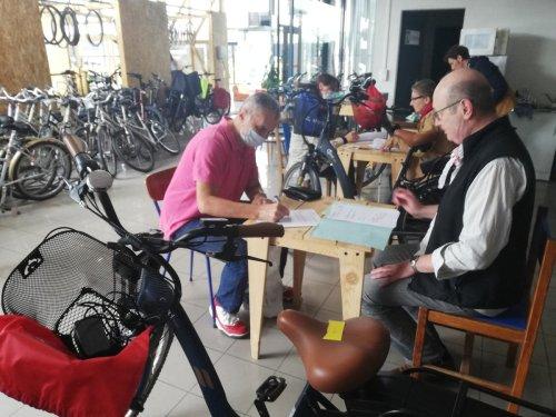 Mérignac : une bourse aux vélos organisée par Léon à vélo