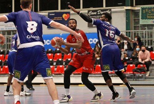 Basket N1M : Dax-Gamarde mal récompensé de ses efforts face à Challans