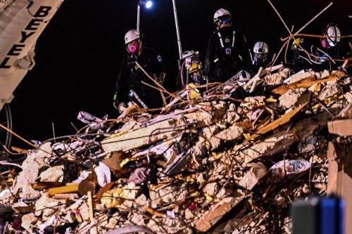 Immeuble effondré en Floride : le bilan passe à 18 morts, 140 personnes toujours portées disparues