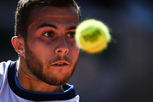 Tennis : Hugo Gaston en finale du tournoi ATP de Gstaad
