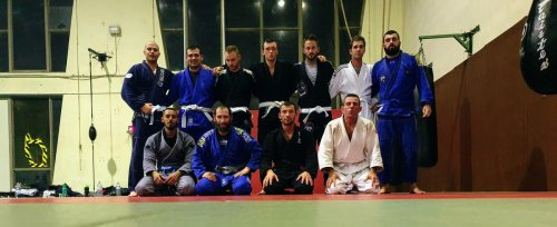 Saint-Pierre-du-Mont : Un nouveau club de jiu-jitsu brésilien