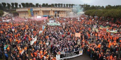 Manifestation des chasseurs à Mont-de-Marsan : les cinq images à retenir