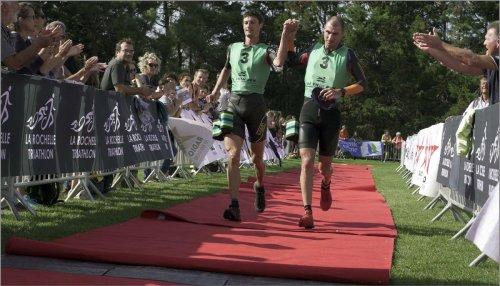 700 concurrents et le champion de France en titre attendus sur la ligne de départ du Ré Swinrun