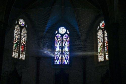 Monflanquin : Concert de musique baroque à l'église