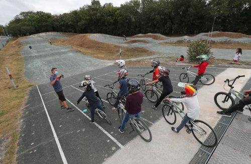 Le BMX La Rochelle est sur une autre piste