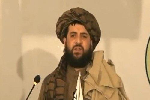 Afghanistan : devenu ministre de la Défense, le fils du mollah Omar apparaît pour la première fois en public