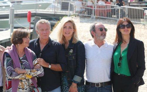 En images : Franck Dubosc, Bruno Solo, Julie Gayet… Pluie de stars au Festival de la fiction de La Rochelle