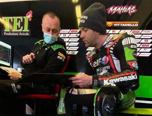 Superbike : Lucas Mahias monte en puissance à Mugello