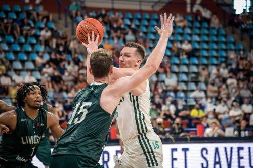 Basket / Pau a explosé en dix minutes face à Boulogne-Levallois (60-78)