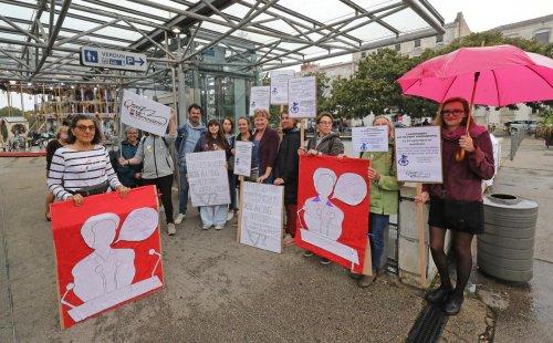 La Rochelle : une mobilisation pour le droit à avorter