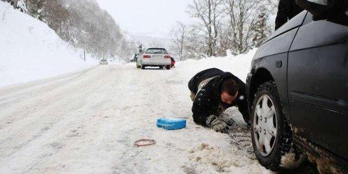 Pyrénées : les pneus hiver seront obligatoires à partir de novembre 2021
