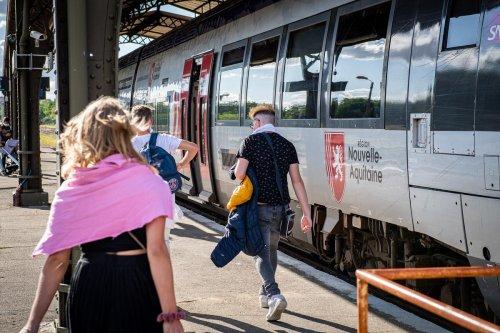TER en Nouvelle-Aquitaine : fréquentation, ponctualité, nouveautés... Le service ne connaît pas la crise