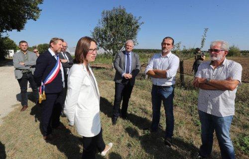 À La Rochelle, Amélie de Montchalin fixe les priorités du gouvernement