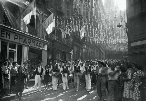 Photos d'archives : à quoi ressemblaient les Fêtes de Bayonne avant ?