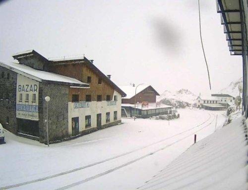Béarn : le retour de la neige (et de l'hiver) dans les Pyrénées