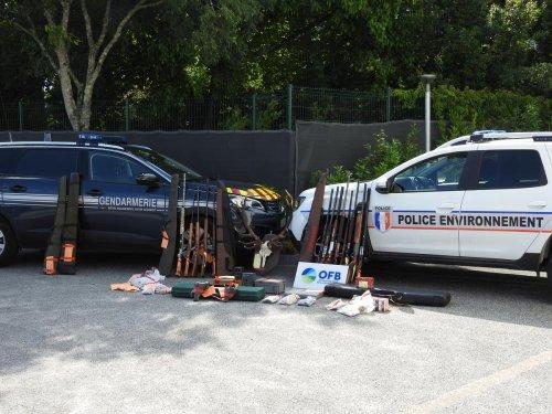 Gironde : braconnage à Salles, trois suspects identifiés en Langonnais