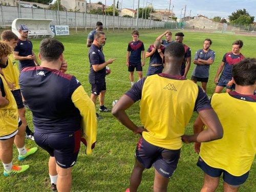 Rugby : les espoirs de l'UBB lancent leur saison à Narbonne