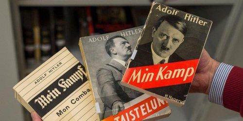 « Mein Kampf » publié en Pologne, en « hommage aux victimes »