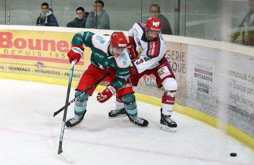 Hockey sur glace (Ligue Magnus) : la marche était trop haute
