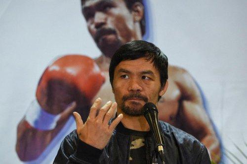 Aux Philippines, le boxeur Manny Pacquiao se déclare candidat à la présidentielle de 2022