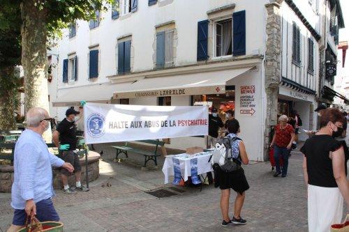 Saint-Jean-de-Luz : une association dénonce les pratiques psychiatriques du centre hospitalier de Bayonne