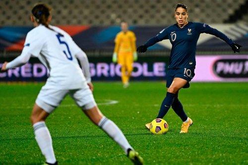 Foot féminin : les Bleues font un carton en Grèce (0-10)