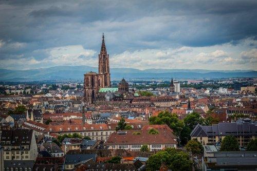 La terre a de nouveau tremblé ce samedi matin à Strasbourg, avec un séisme de magnitude 4