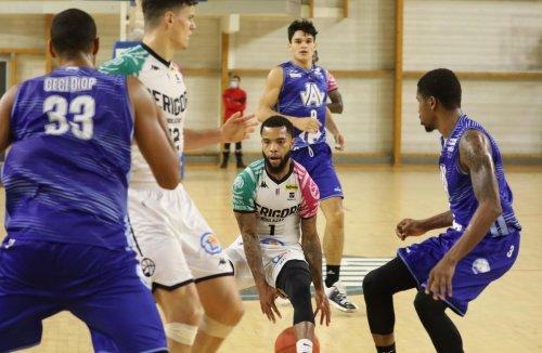 Basket-ball (Pro B) : le Boulazac Basket Dordogne entame sa reconstruction