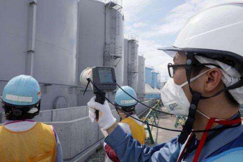 L'agence internationale de l'énergie atomique supervise le rejet en mer de l'eau de Fukushima