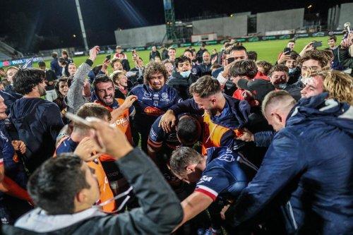 Rugby (Pro D2) : Agen s'est libéré mais les questions restent