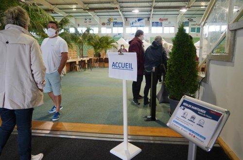 Anglet : Le centre de vaccination change d'horaires